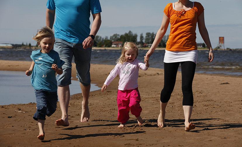 Lasten ja perheiden palvelut kootusti yhdestä paikasta.