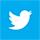 Twitter logo 40x40