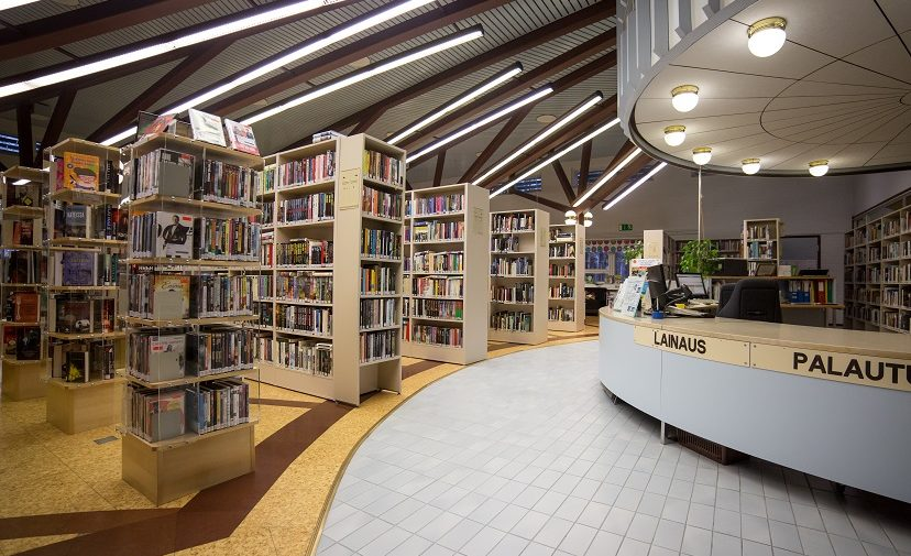 Himangan kirjasto