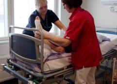 Hoitotyön periaatteita ovat Ihmisarvo ja terveys.