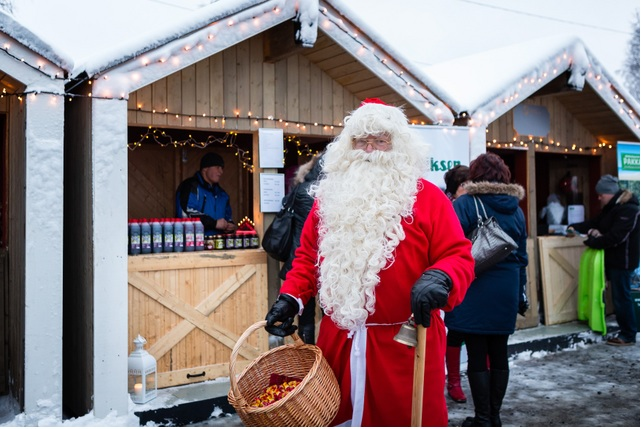 Joulupukki_kojut
