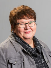 hyvinvointipalvelujohtaja Anne Mäki-Leppilampi