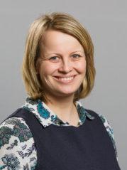 henkilöstöjohtaja Mari Saari-Somero
