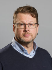 opetuspalvelujohtaja Riku Saksholm