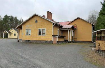 Mehtäkylän koulu