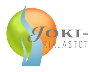 Joki-kirjastojen logo