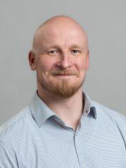 tietohallintojohtaja Juha Matilainen.