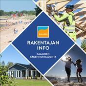 Rakentajan info -kansilehti Kalajoen rakennusvalvonta. Esite avautuu napsauttamalla kuvaa.